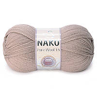 Nako Pure Wool(Пур вул) 257 100%шерсть