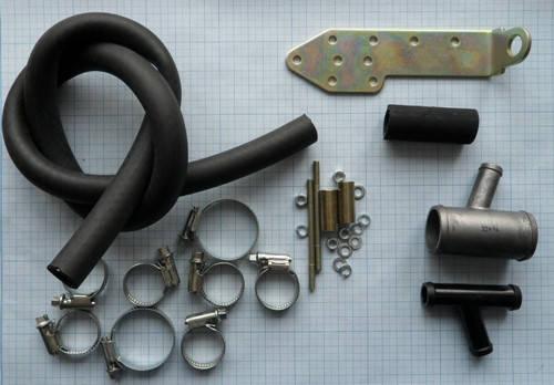 Монтажный комплект Северс М, № 2401 Skoda Octavia, Volkswagen Passat с дв. BSE (1,6 л), МКПП