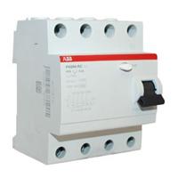 Абб устройство защитного отключения FH204 AC-40/0,03