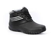 JA ботинок пена черный