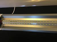 Светодиодный светильник линейный накладной 72Вт 6500К 4000Lm 1200x125х45mm