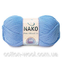 Nako Pure Wool(Пур вул) 271 100%шерсть