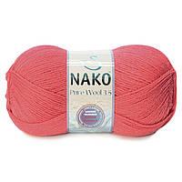 Nako Pure Wool 3,5 (Пур вул) 11208 100%шерсть