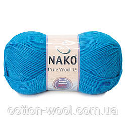 Nako Pure Wool(Пур вул) 2815 100%шерсть