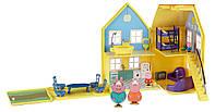 Игровой набор Peppa ЗАГОРОДНЫЙ ДОМ ПЕППЫ домик с мебелью, 4 фигурки (20836)