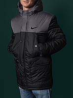 Парка мужская зимняя,куртка зимняя найк,Nike Winter Parka Jacket