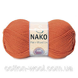 Nako Pure Wool(Пур вул) 6963 100%шерсть