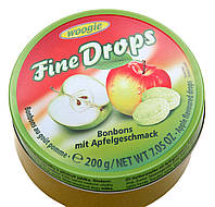 Леденцы Fine Drops Woogie со вкусом яблока