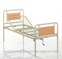 Кровать многофункциональная 2-х секционная, без колес, механическая OSD-93V
