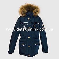 """Детская зимняя  куртка """"Поло"""" для мальчика"""