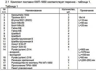 Монтажный комплект Северс М, № 1850 Isuzu NQR71-PC 2007 г.в., дв. 4HG1-T (4,6 л), МКПП 4H6 (1,1 л), МКПП