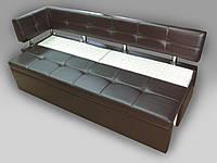 """Кухонный мягкий диван со спальным местом """"Бест Сон прямой"""""""