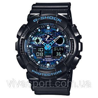 Наручные часы Casio G-Shock Protection, спортивные мужские часы Касио Джи Шок
