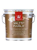 Масло для дерева Tikkurila Валтти Масло База ЕС, 2,7 л (6408070031926)