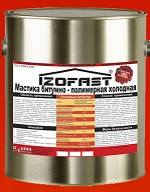 Мастика битумная IZOFAST®, 5 кг