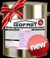 Мастика клеющая каучуковая КН-2 IZOFAST®, 5 кг