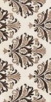 Плитка Декор Lorenzo Intarsia 300х600 Н41301 (бежевый)