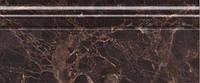 Плитка Плинтус Lorenzo Modern (dark) 300х120 Н47331 (коричневый)