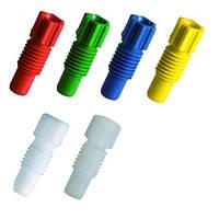 Переходники и соединительные муфты для SafetyCaps / SafetyWasteCaps Для коннектора фильтра выходящего воздуха