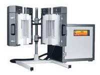 VST 1700 - Высокотемпературные вертикальные односекционные раздвижные трубчатые печи