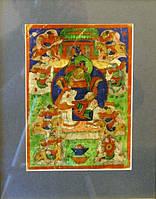 Кубера Бог Богатства Буддизм 19 век Непал