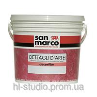 Decorfilm Opaco полиуретановый лак, 1 л