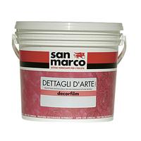Decorfilm Opaco полиуретановый лак, 4 л