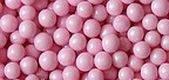Драже розовый перламутр 5 мм
