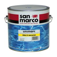 Unimarc Hobby акриловая краска с эффектом золота, серебра, меди, 0,125 л