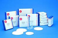 Фильтровальная бумага, количественный анализ, диски Тип FP 589/1 Цвет черная Вес 79 г/м2 Диаметр 110,0 мм