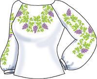 СВЖП-4. Заготовка Жіноча сорочка домоткана