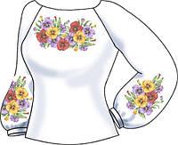 СВЖП-5. Заготовка Жіноча сорочка домоткана