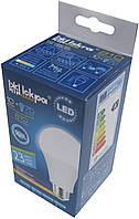 Лампа светодиодная Iskra LED 10W (аналог 70 Вт) цоколь E27 колба A60 3000K (желтый свет), фото 1