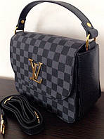 Сумка Louis Vuitton клатч Луи Виттон цвет черный, фото 1