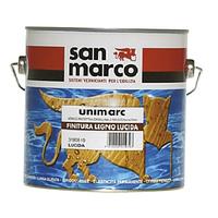 Unimarc finitura legno акриловый лак для дерева, 10 л