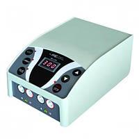 Электропитание для гельэлектрофореза Тип GN342 Электро-снабжение 300 В / 700 мА В Мощность 150 Вт Описание LED дисплей
