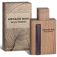 Мужская туалетная вода Armand Basi Wild Forest for Men eu de Toilette (EDT) 90ml