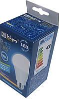 Лампа світлодіодна Iskra LED 10W (аналог 70 Вт) цоколь E27 колба A60 4000K (білий світ), фото 1