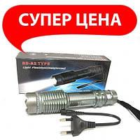 Электрошокер RD-A2 в металлическом корпусе. 3 режима фонаря.