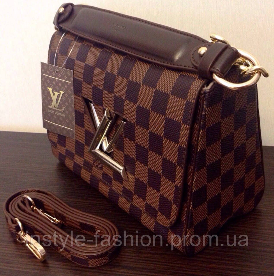 79fcfffc78ff Сумка клатч через плечо Louis Vuitton Луи Виттон: купить недорого ...