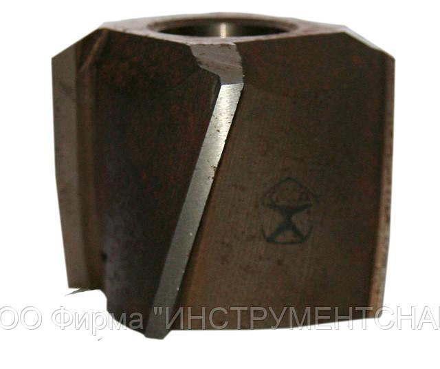 Зенкер насадной 52,0 мм, Р6М5