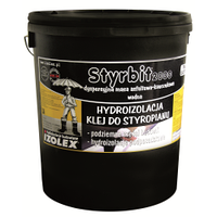 STYRBIT 2000 Битумно-каучуковая мастика на водной основе 10 кг