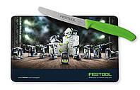 Нож Victorinox и доска из HPL пластика набор Festool 202108