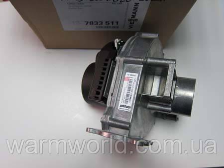 7833511 Центробежный вентилятор RG148 E Viessmann