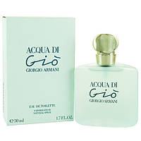 Женская туалетная вода Armani Acqua di Gio Eu de Toilette (EDT) 5ml, Mini (мини), фото 1