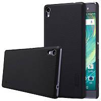 Чехол Nillkin Matte для Sony Xperia XA Ultra Dual (+ пленка) Черный