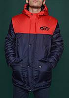 Куртка зимняя,парка мужская ванс,Vans Winter Parka Jacket