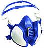 Респираторы Тип 4251 Уровень защиты FFA1P2 R D Ограничения использования
