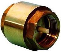 Клапан обратный (пластиковый шток) DN40