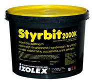 STYRBIT 2000-K Битумно-каучуковая мастика на растворителе 20 кг